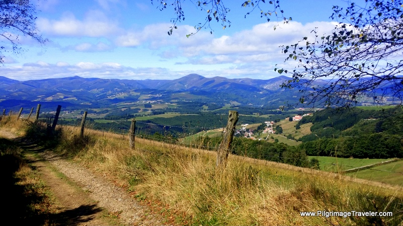 La Guardia, High Point of Day Four Camino Primitivo