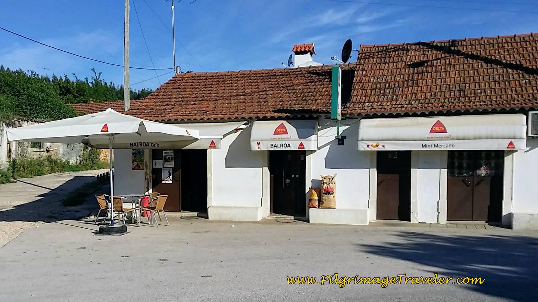 Café Balroa in Soianda
