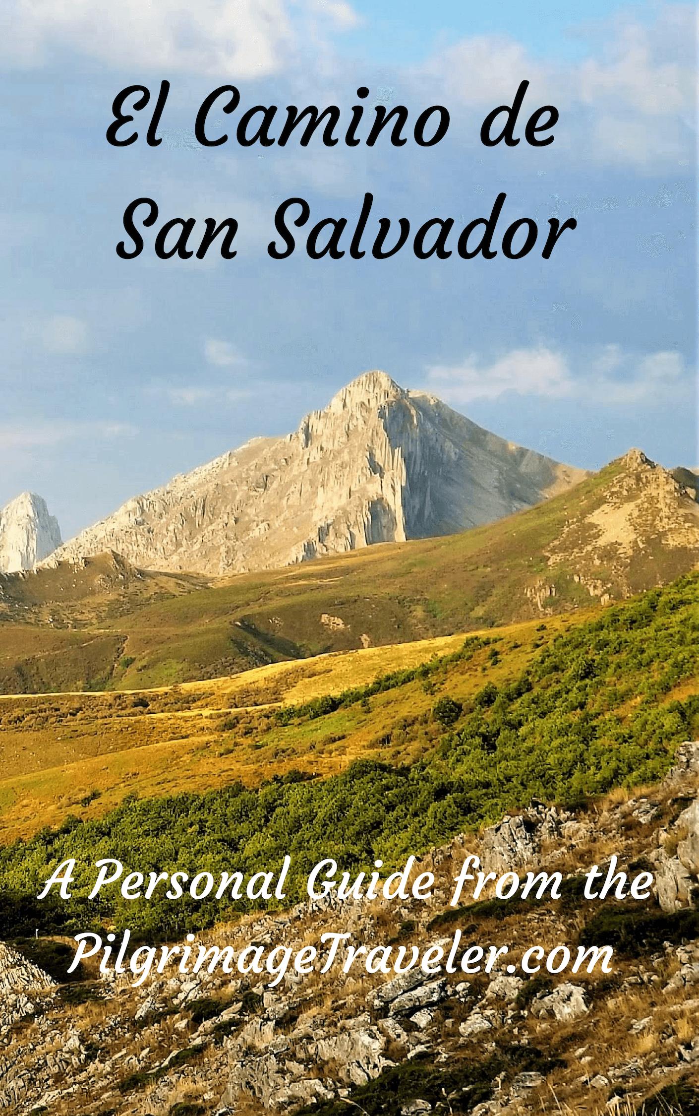 Camino de San Salvador Digital EBook Guide, Copyright 2019