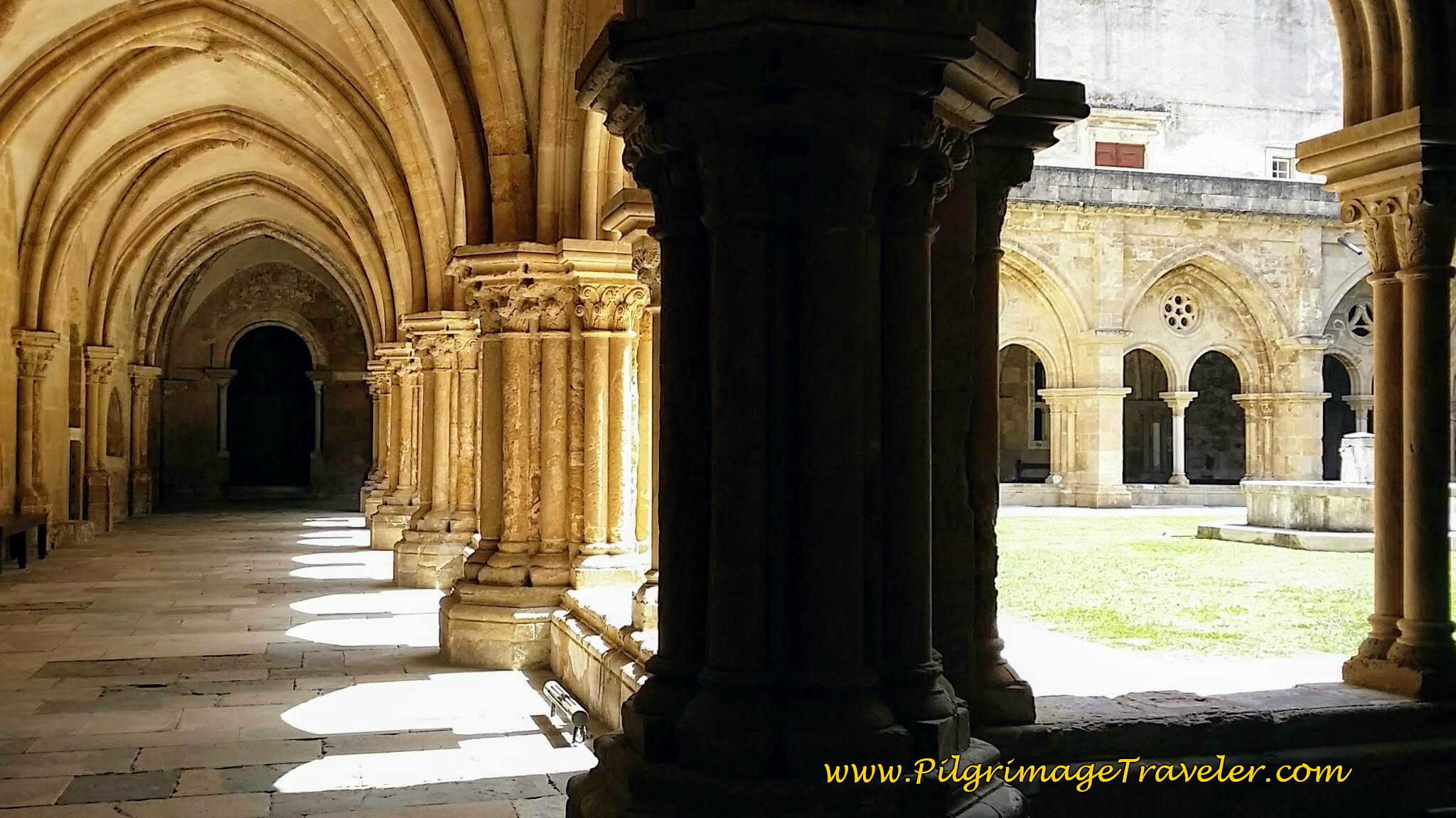 Gothic Style Cloister, 13th Century