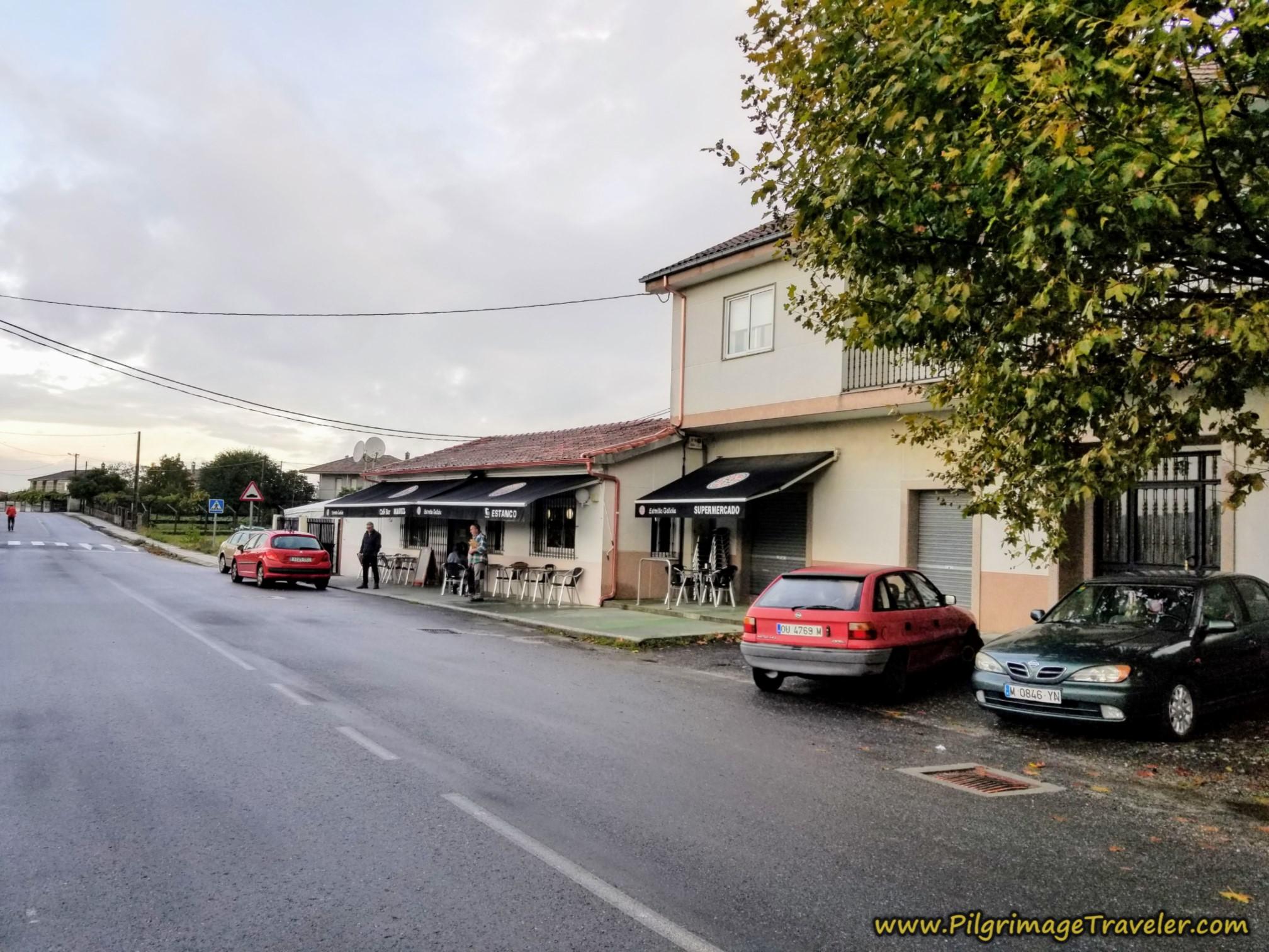 Café Bar Manuel, Penelas