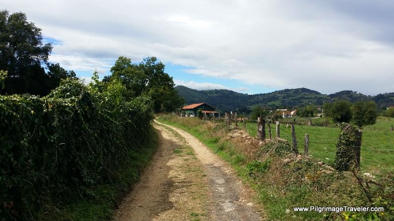 Asturian Countryside, Camino Primitivo