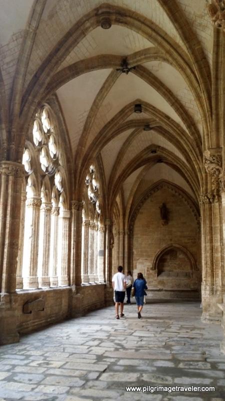 Cloister Vaults, Cathedral of San Salvador, Oviedo, Spain