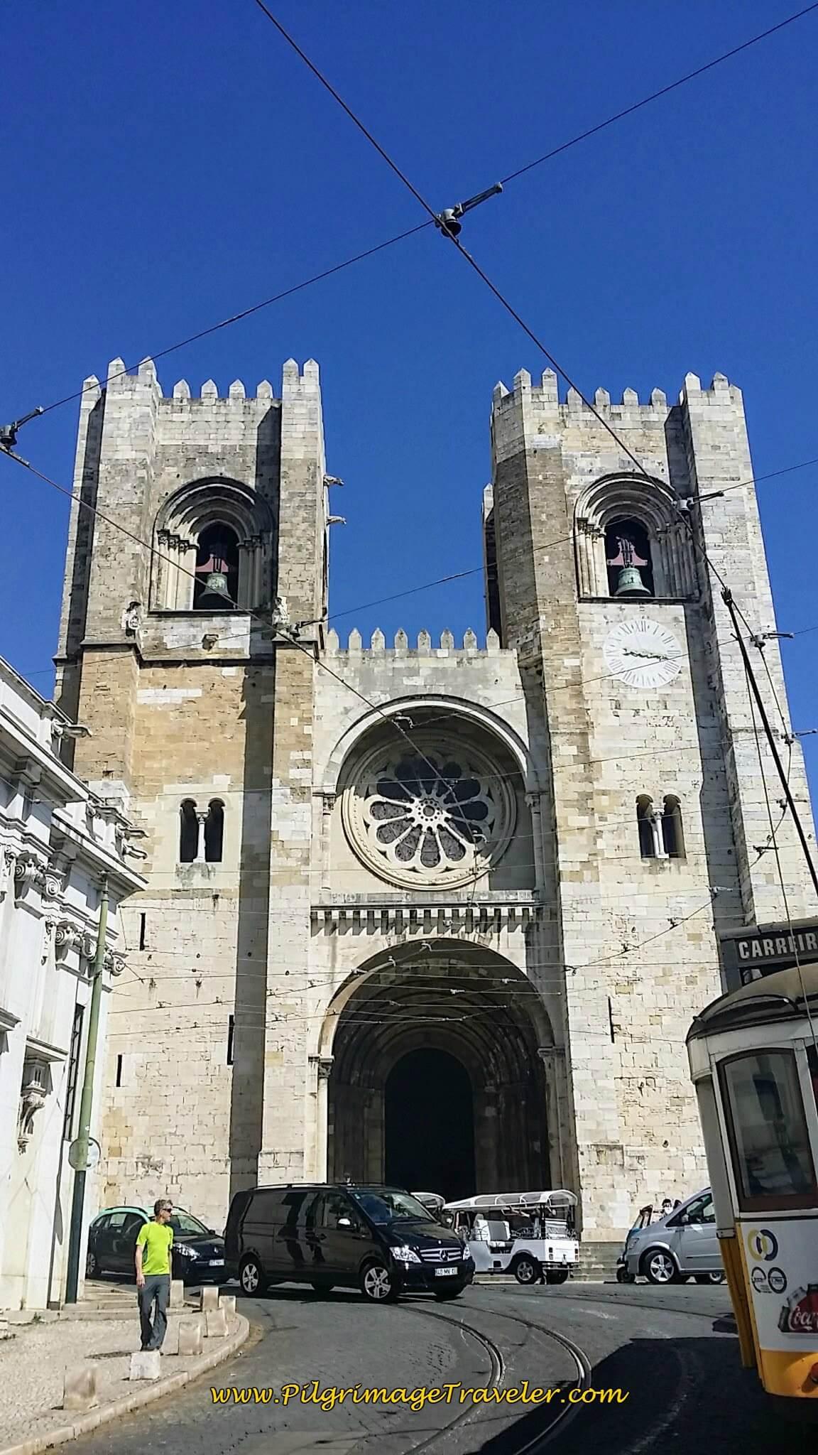 Sé de Lisboa, Portugal