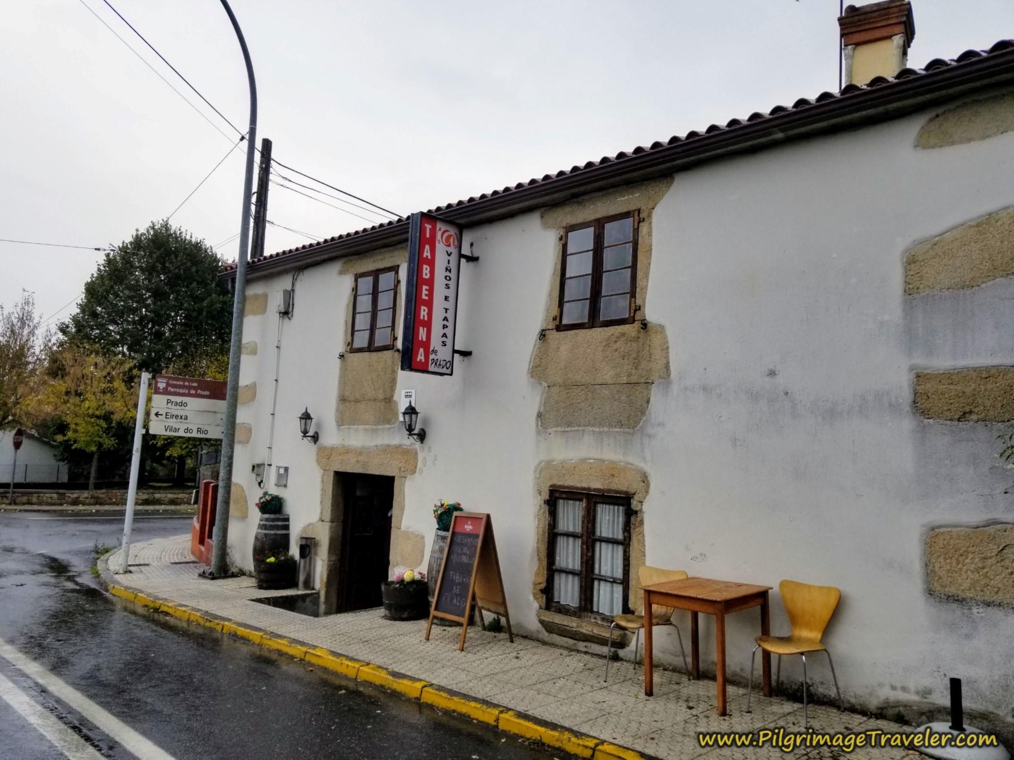 A Taberna de Prado