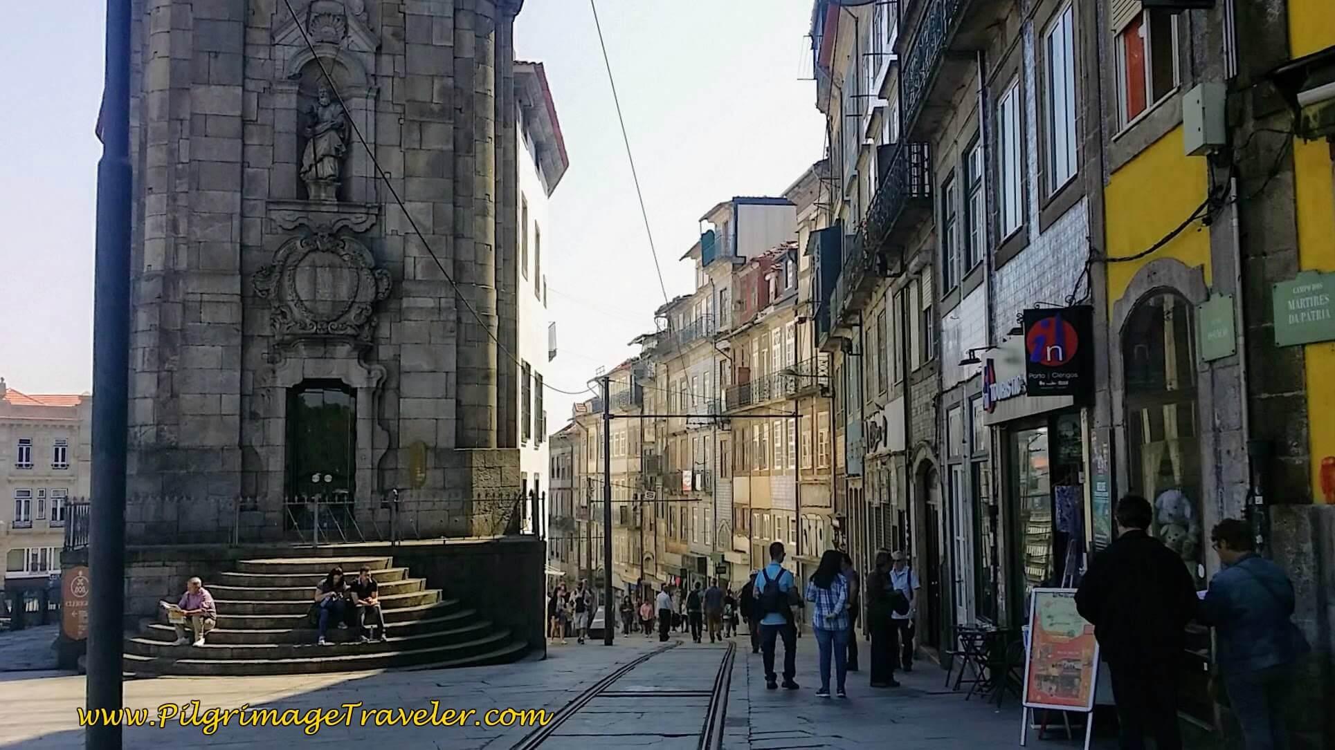 Rua da Assunção in Porto, Portugal