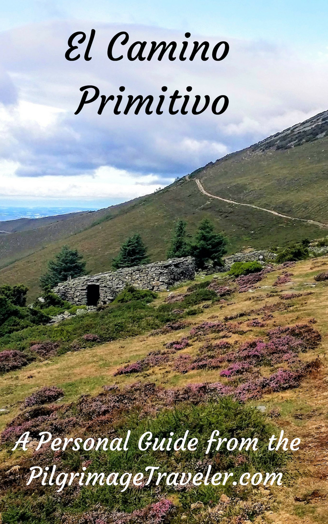 Camino Primitivo EBook Guide, Copyright 2019
