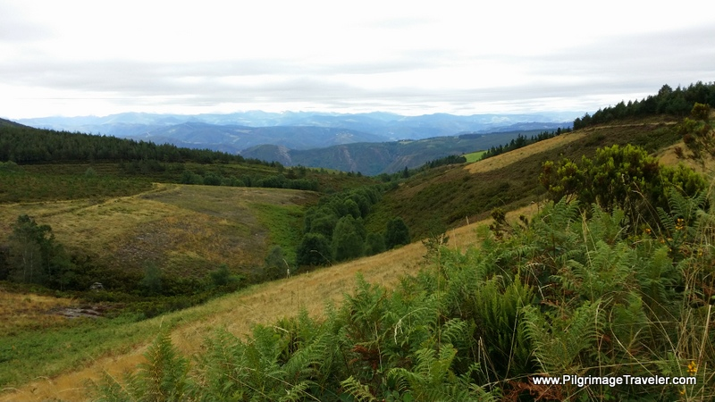 Sweeping Views Continue to Open of the Cantabrian Mountains