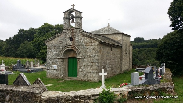 Iglesia de San Román de Retorta - Choice of Routes on the Camino Primitivo