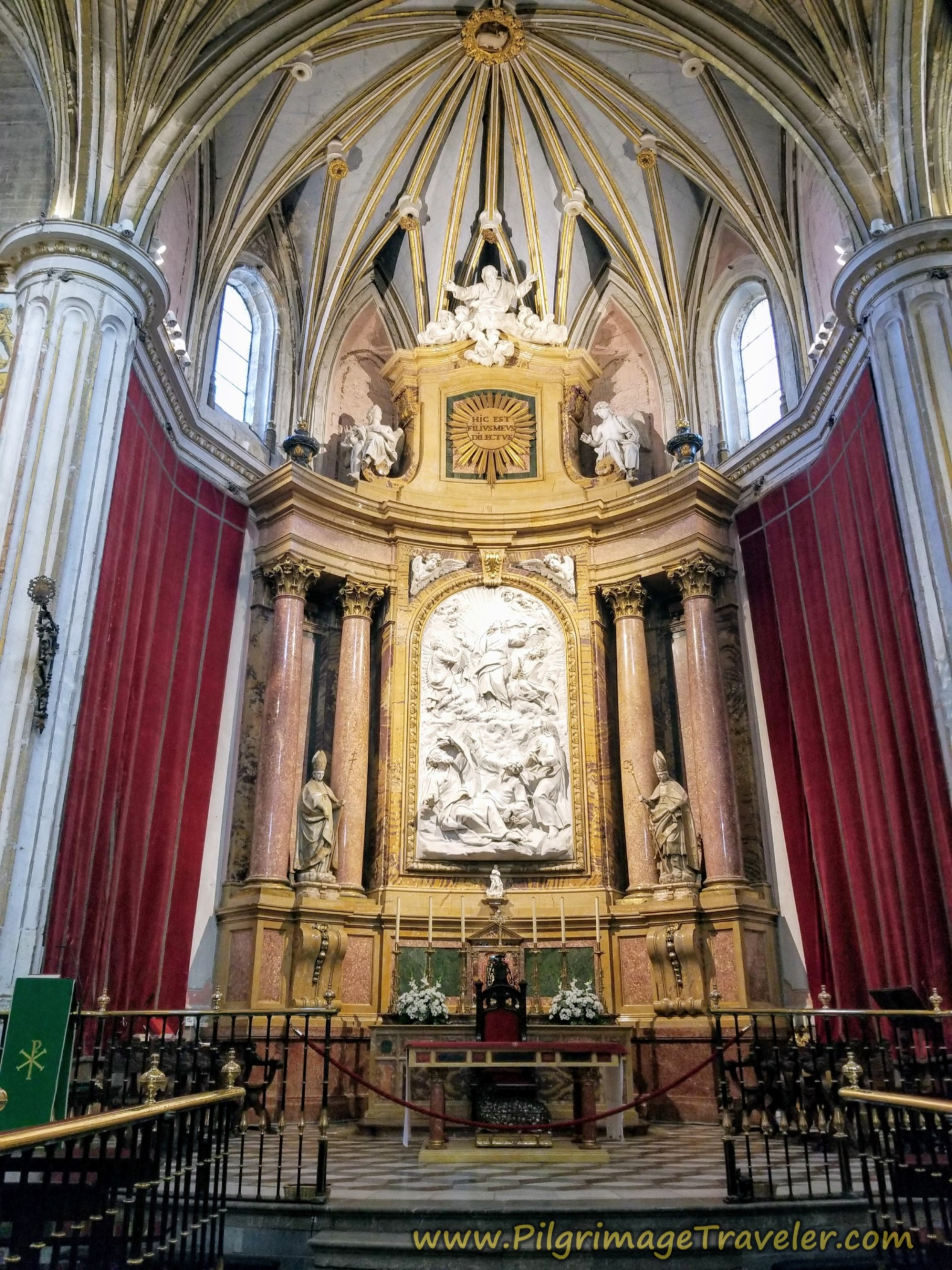 Main Altar, Cathedral of Zamora