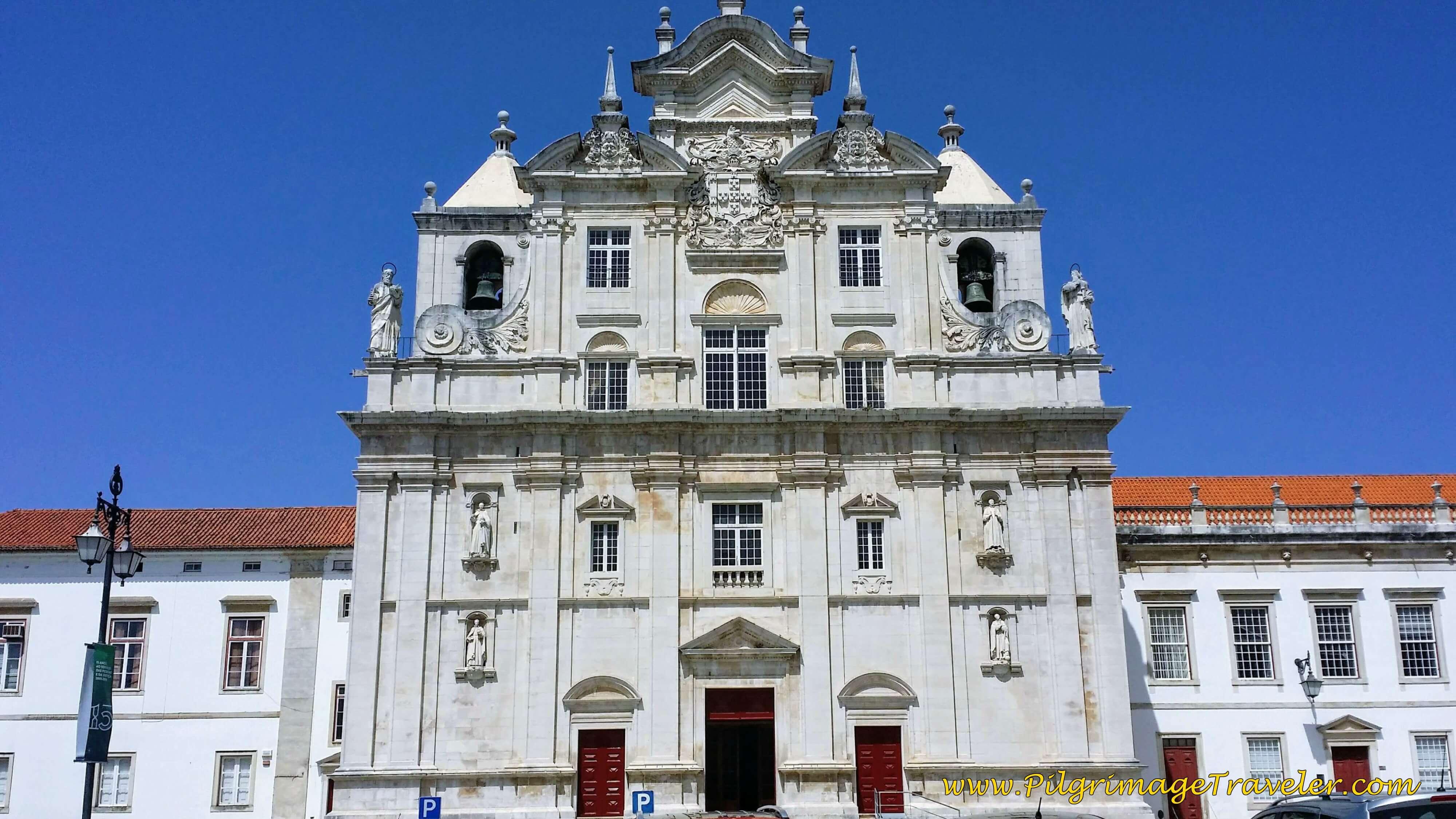 17th Century, Baroque, Sé Nova de Coimbra, Portugal