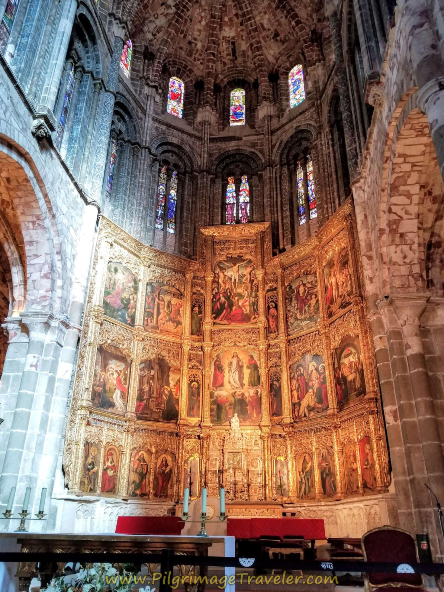 Main Altar, Cathedral of Ávila