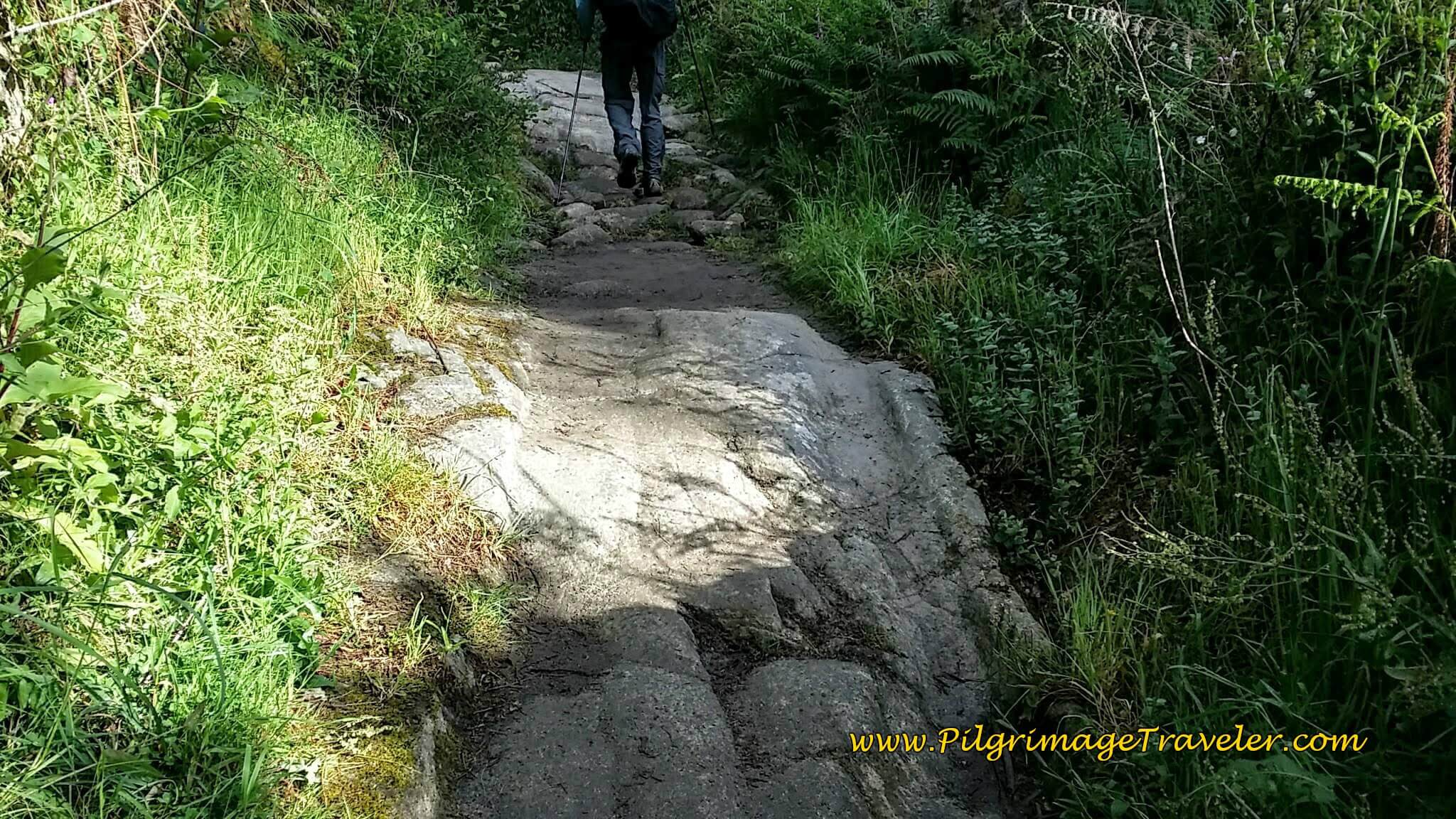 Wagon Wheel Ruts on the Ancient Road, day twenty-two on the Camino Portugués