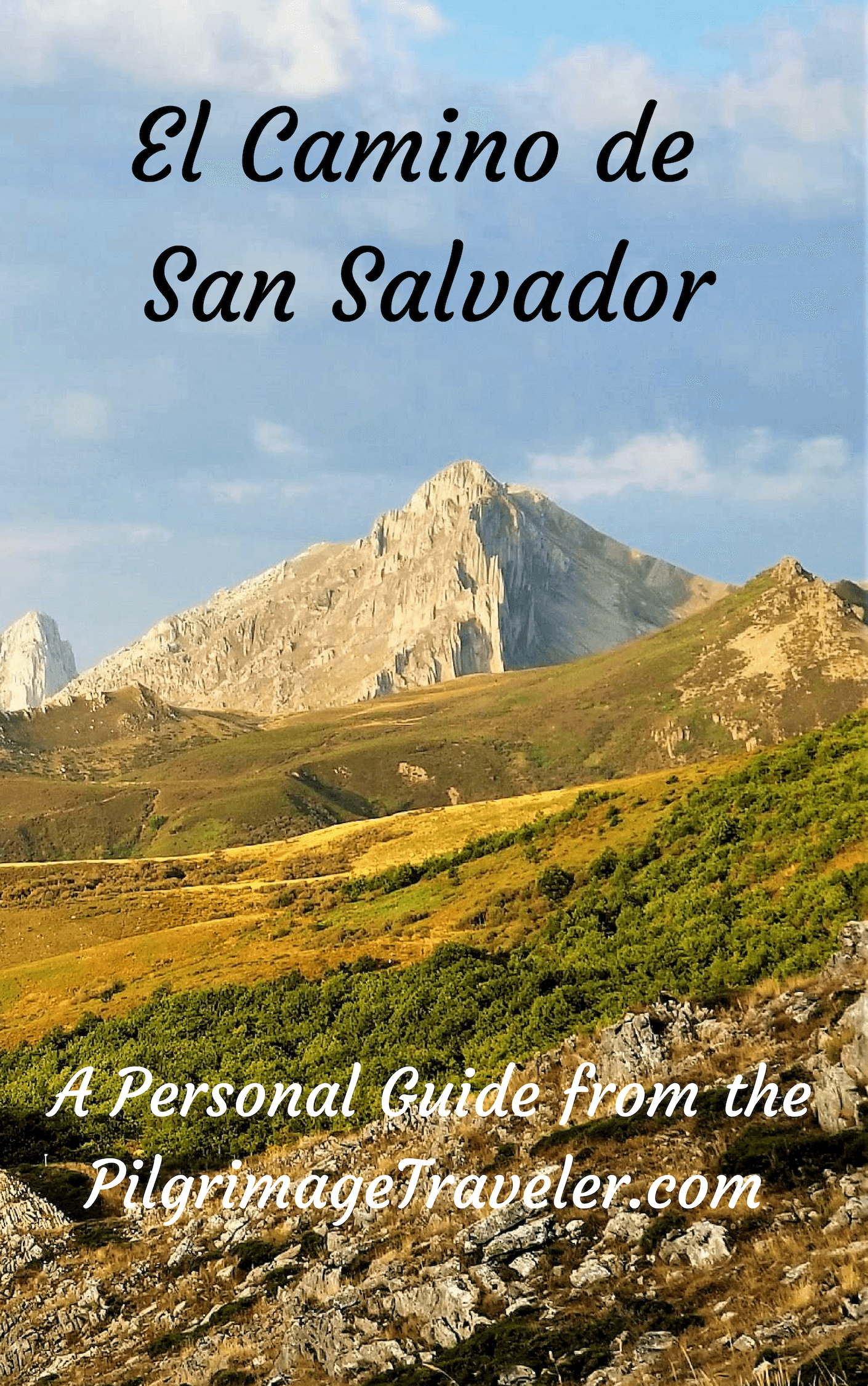 Camino de San Salvador e-book cover photo