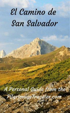 Camino de San Salvador e-book cover photo
