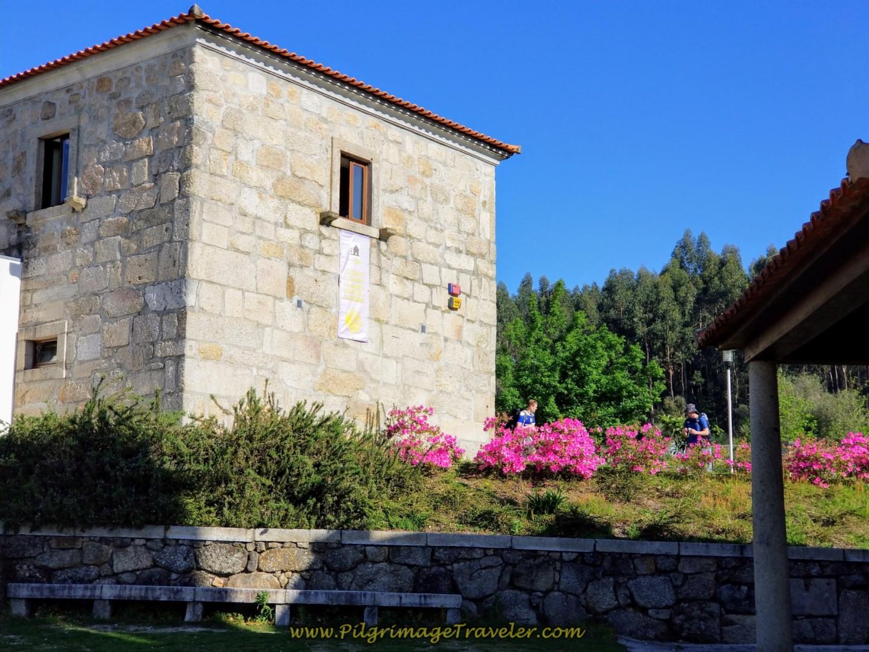 Albergue de São Pedro Fins - Tamel - Barcelos on day seventeen on the Central Route of the Camino Portugués