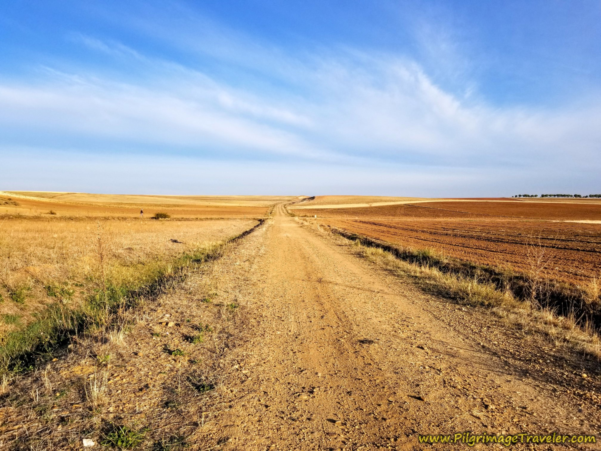 Open Road to Montamarta