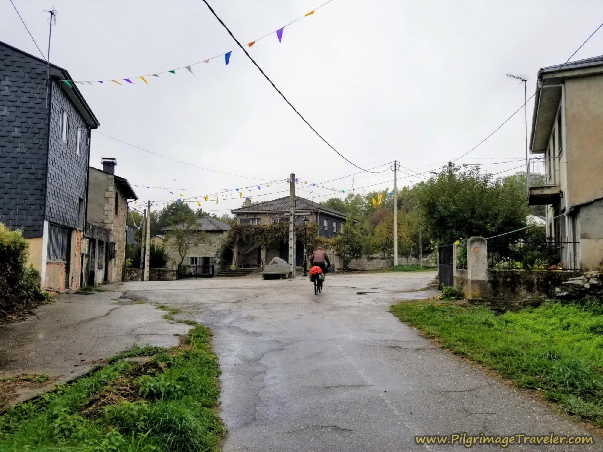 Walking Through a Soggy Terroso