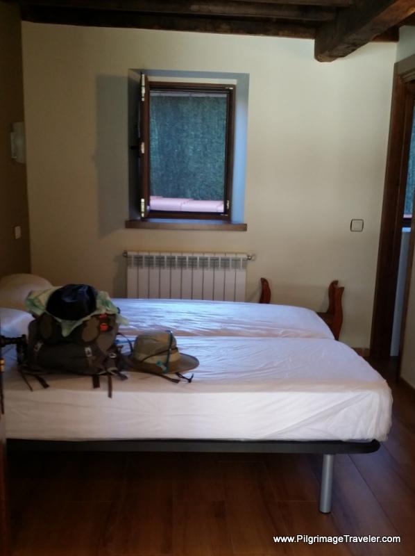 Double Private Room, Casa Ricardo, Campiello, Spain