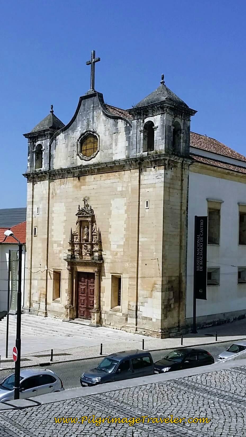 Museu Nacional Machado de Castro, Coimbra, Portugal