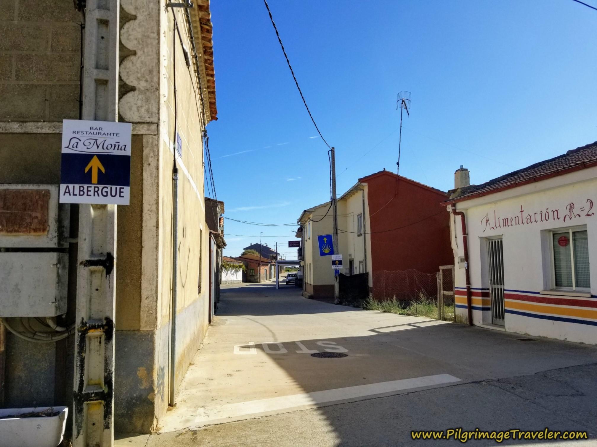 Alternative Route Through Town