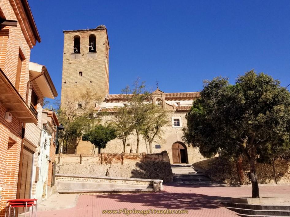 Iglesia Parroquial de San Juan Bautista, Narros del Castillo, Spain