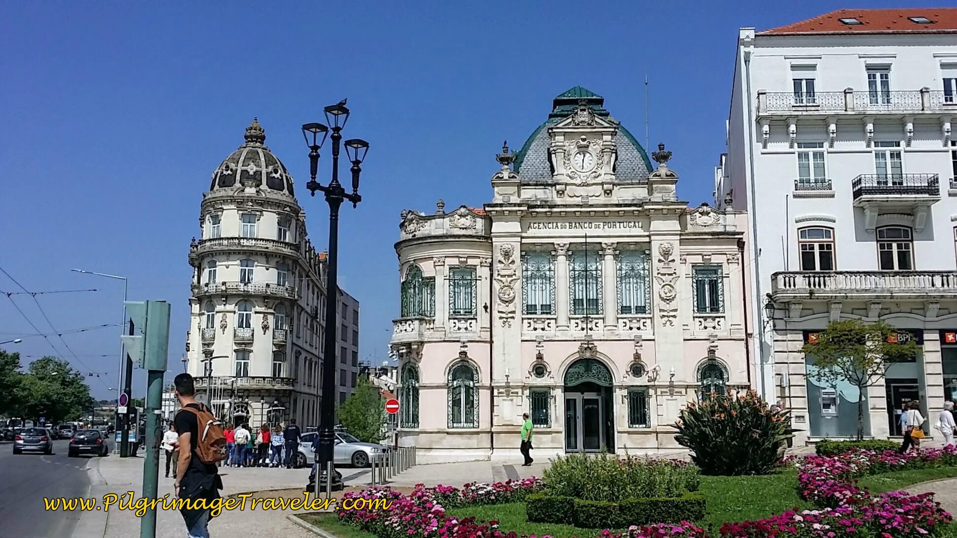 Largo da Portagem - Main Coimbra Square