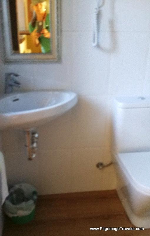 Private Bathroom, Casa Ricardo, Campiello, Spain