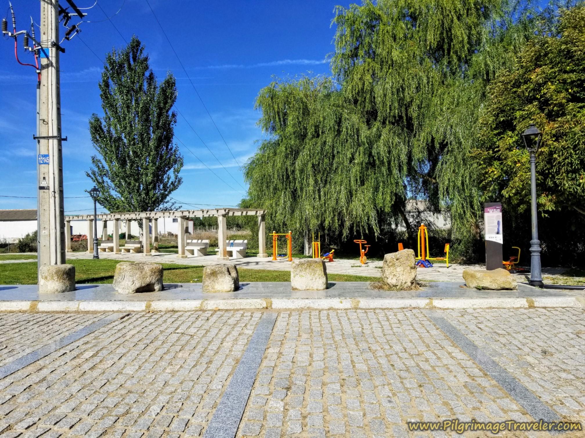 Plaza de los Miliarios