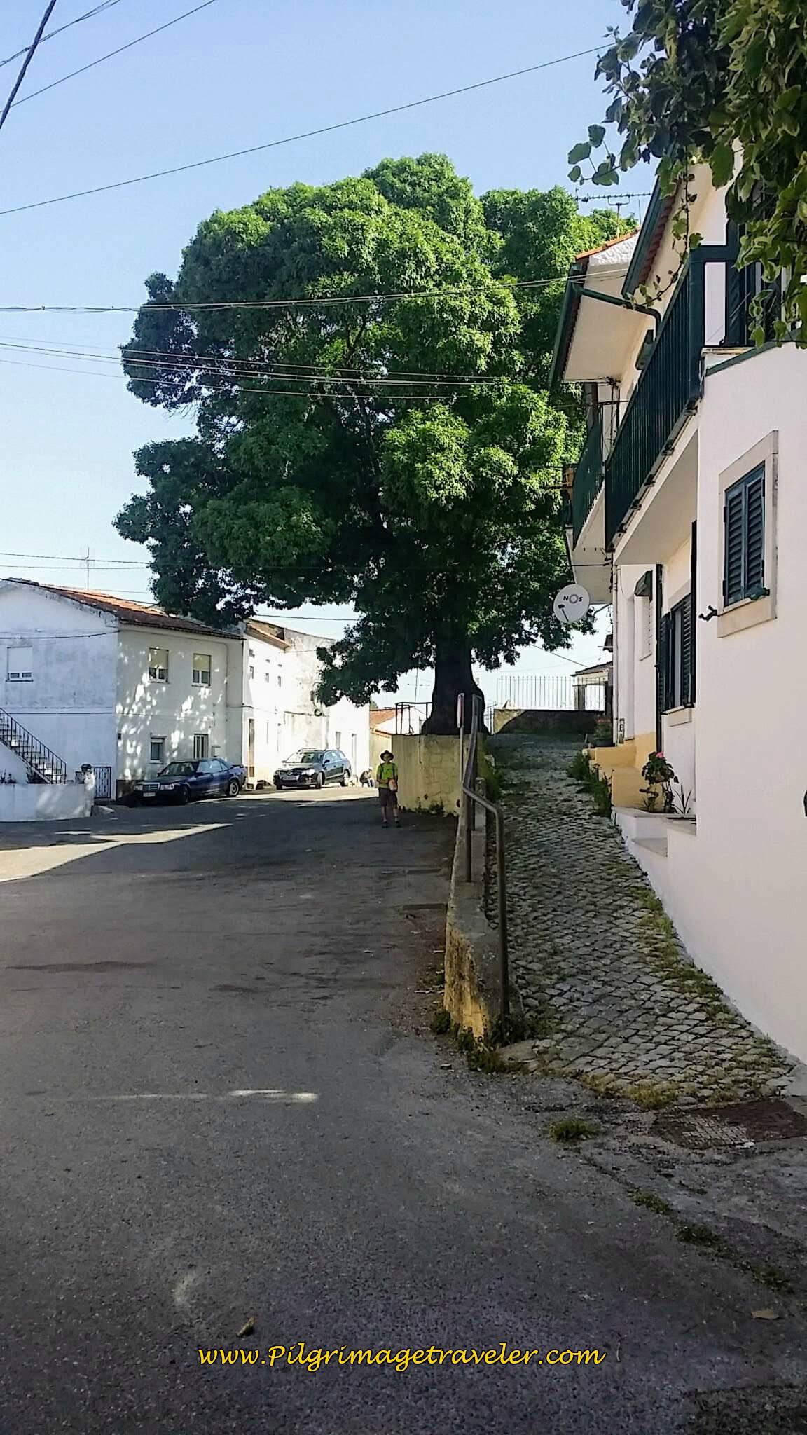 Rua Além, Cruz dos Morouços, Portugal