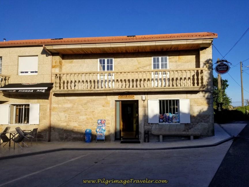 Bar and Tienda Casa Rego in Senande