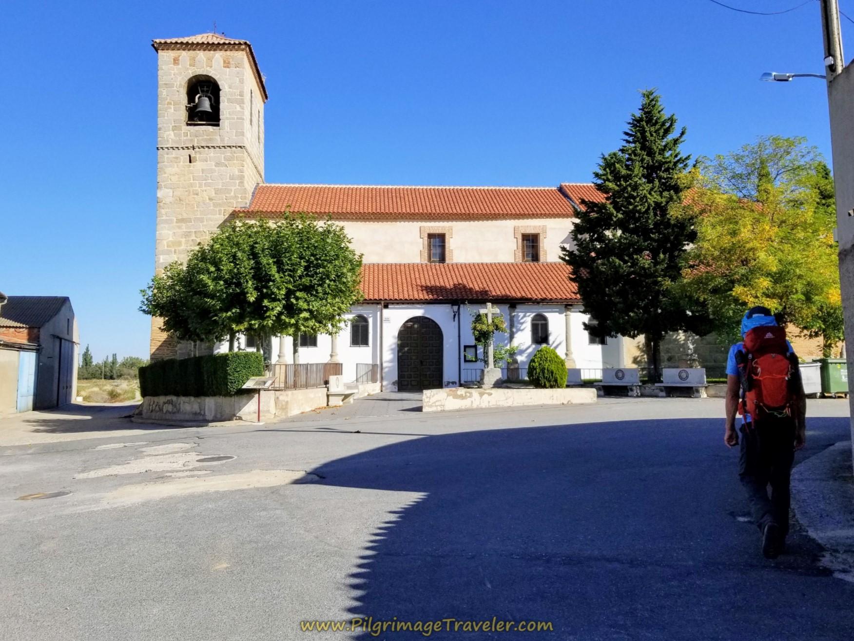 Iglesia Parroquial de la Asunción de Nuestra Señora Tordillos