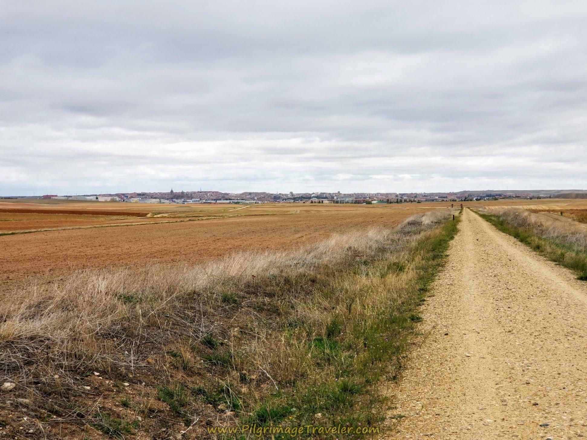 Salamanca Getting Closer