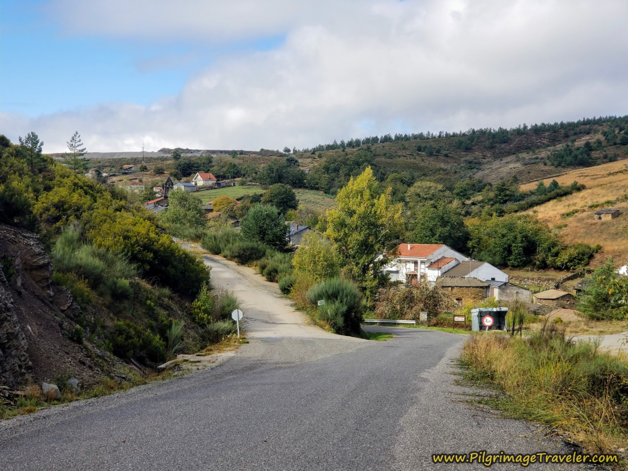 Low Road Into Portocamba
