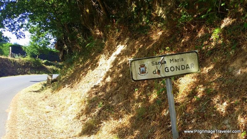 Next Hamlet of Santa Maria de Gondar, Galicia, Spain