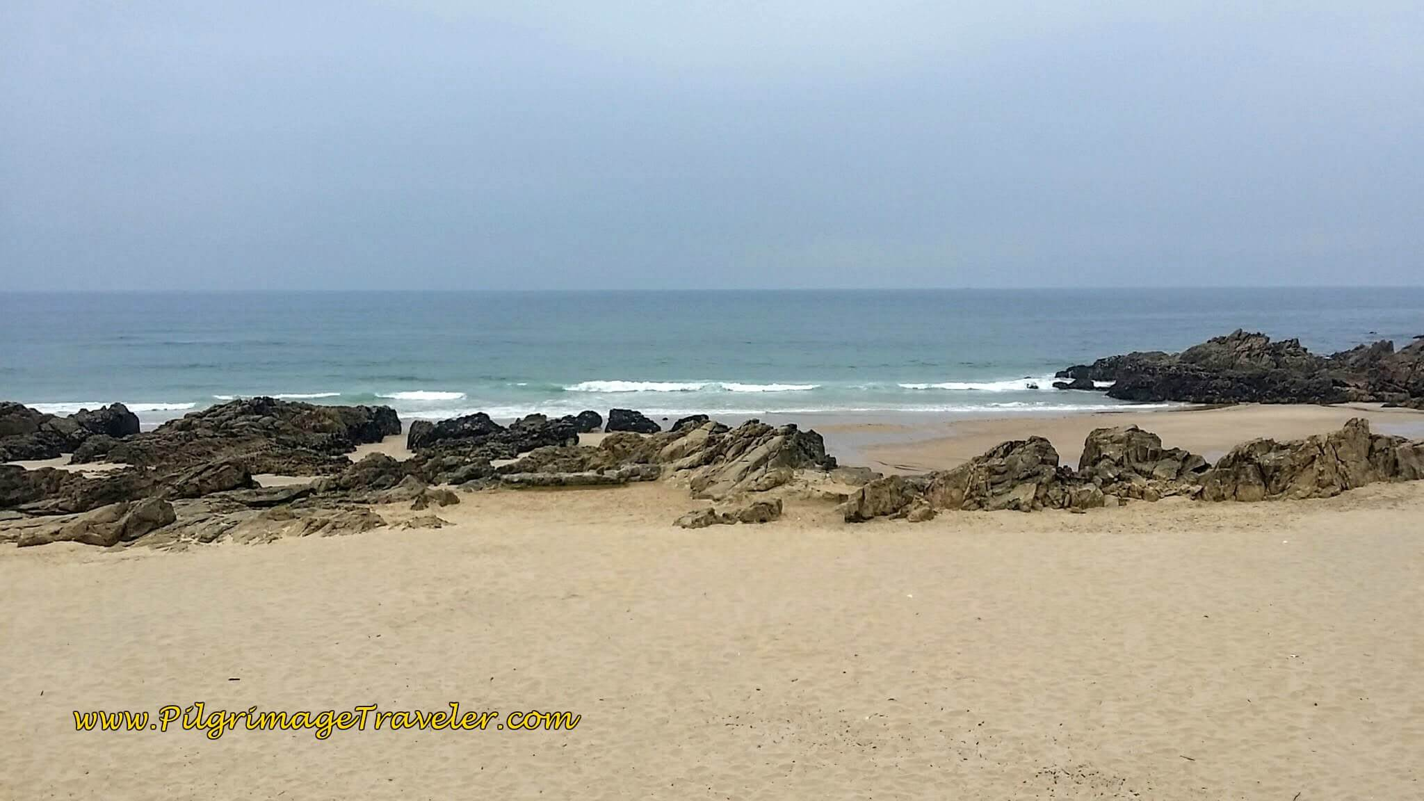 Joining the Seacoast Once Again in Matosinhos, Portugal on day fifteen of the Portuguese Way on the Senda Litoral