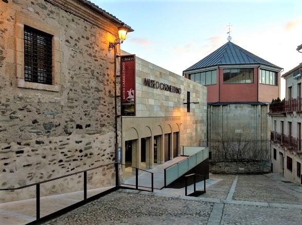 Museo Carmelitano, Alba de Tormes