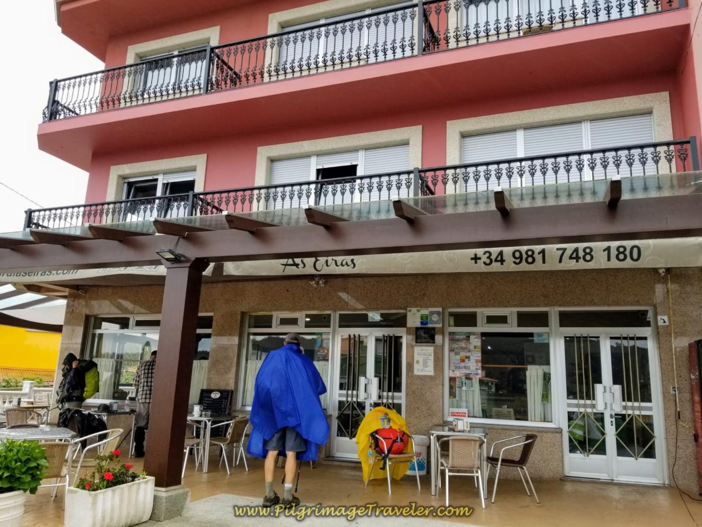 Café As Eiras in Lires