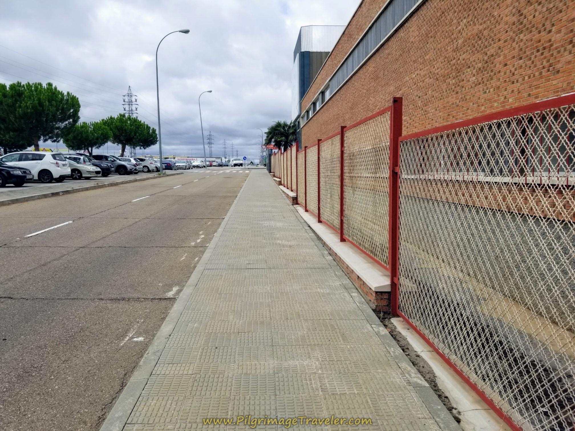 Left Turn Onto Calle Newton
