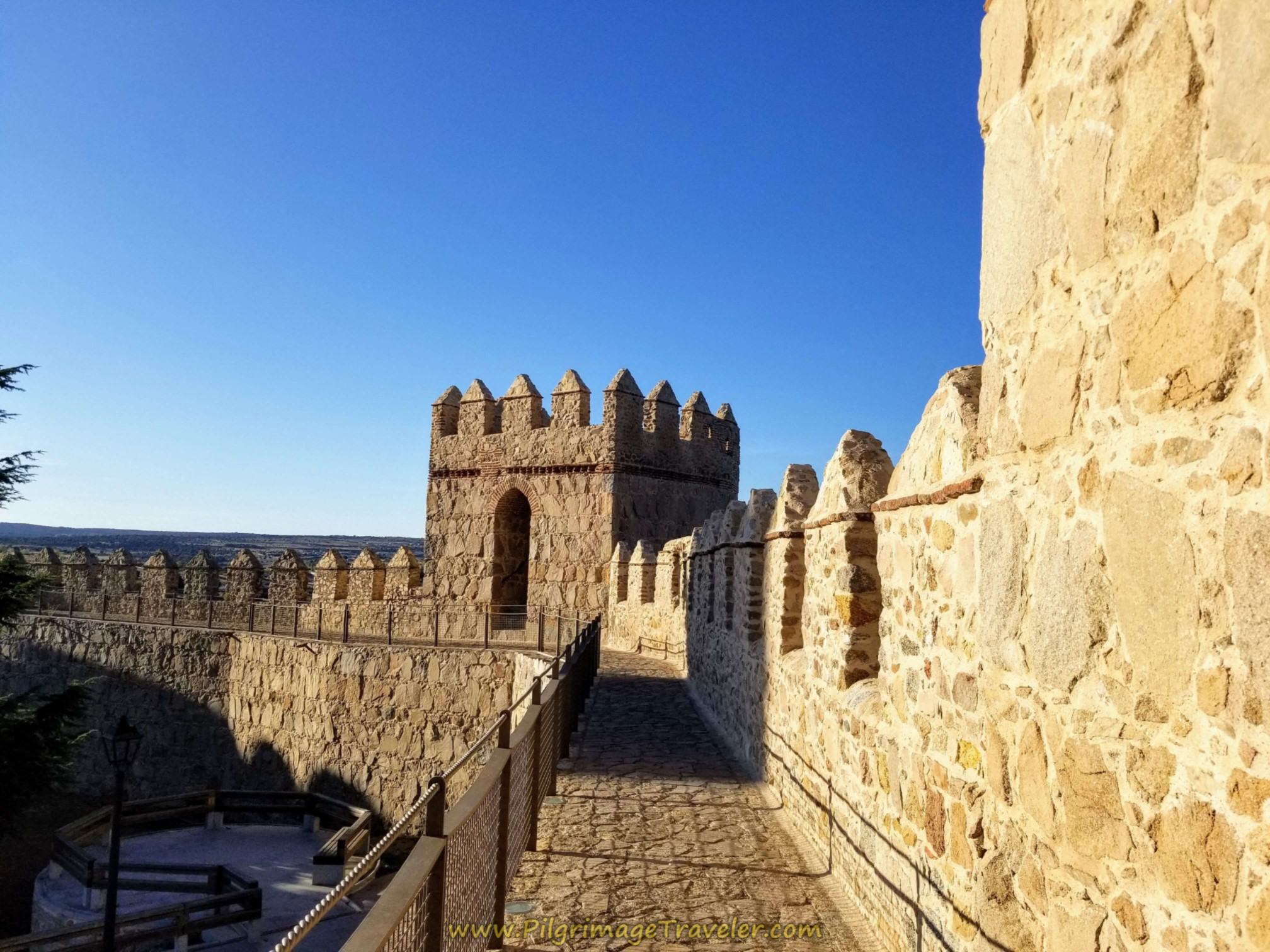 Ávila North Wall Walk