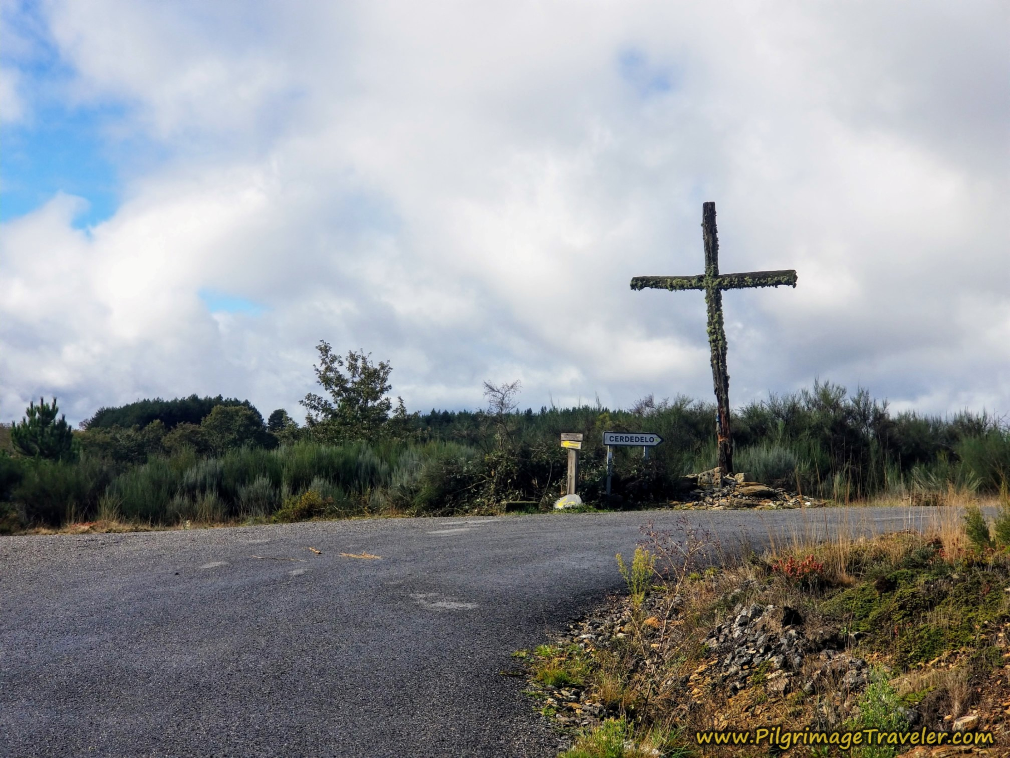 Wayside Cross at the Top
