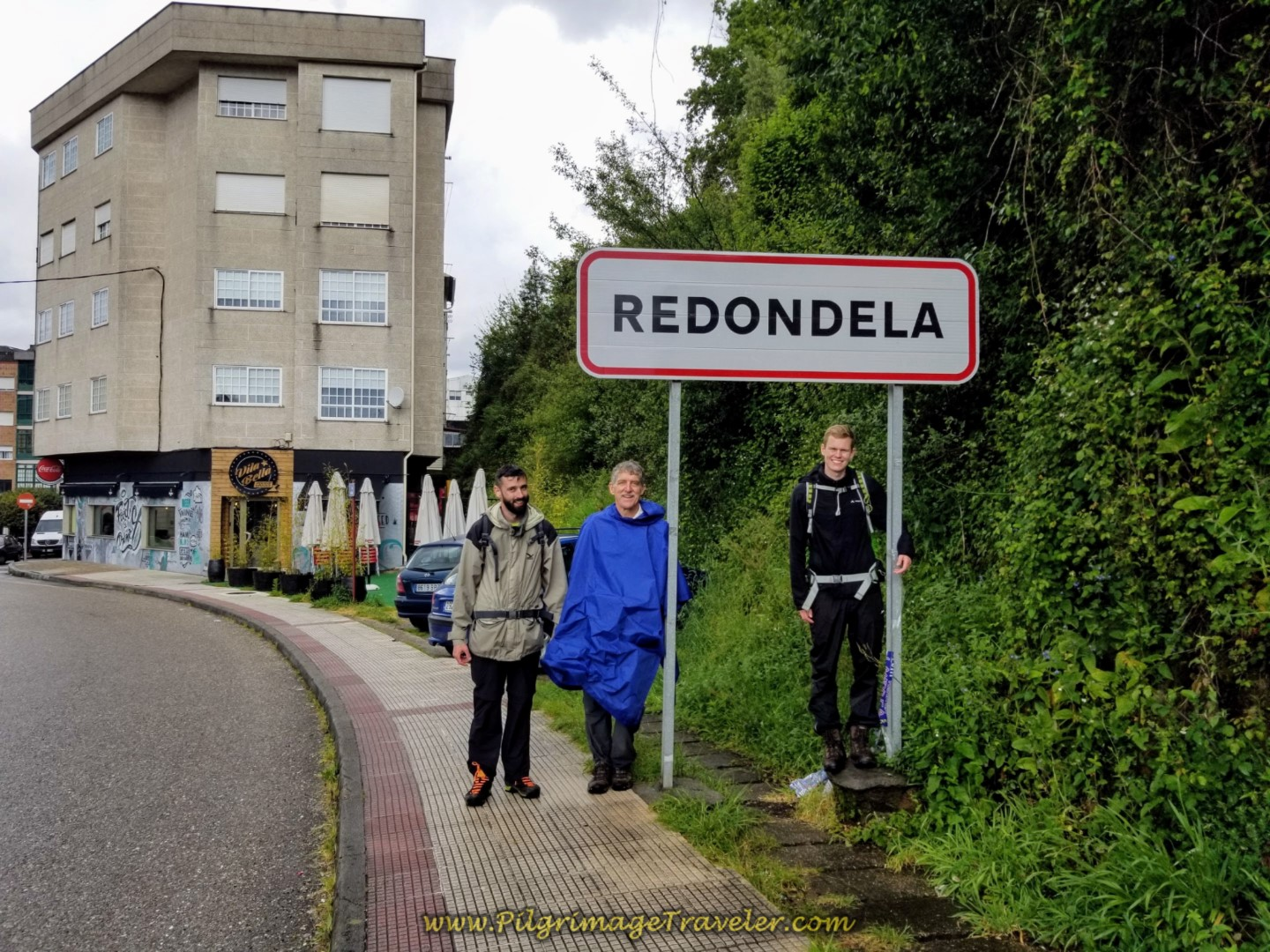 Welcome to Redondela on day twenty-one of the central route of the Portuguese Camino