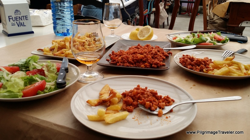 Picadillios - Spicy Pork Dish, Asturias, Spain