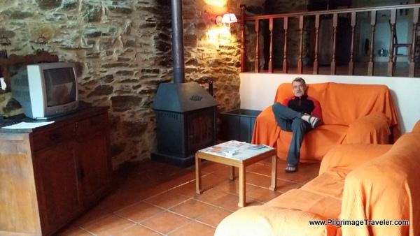 The Casa Lavacolla, Living Room