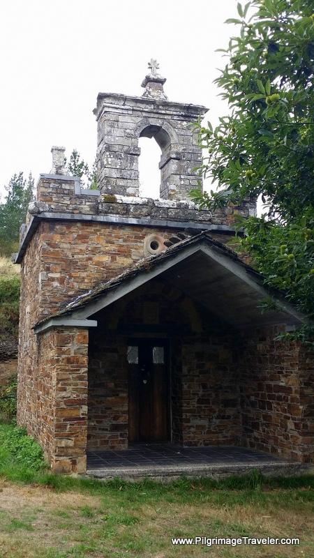 Capilla de Santa Bárbara del Camino