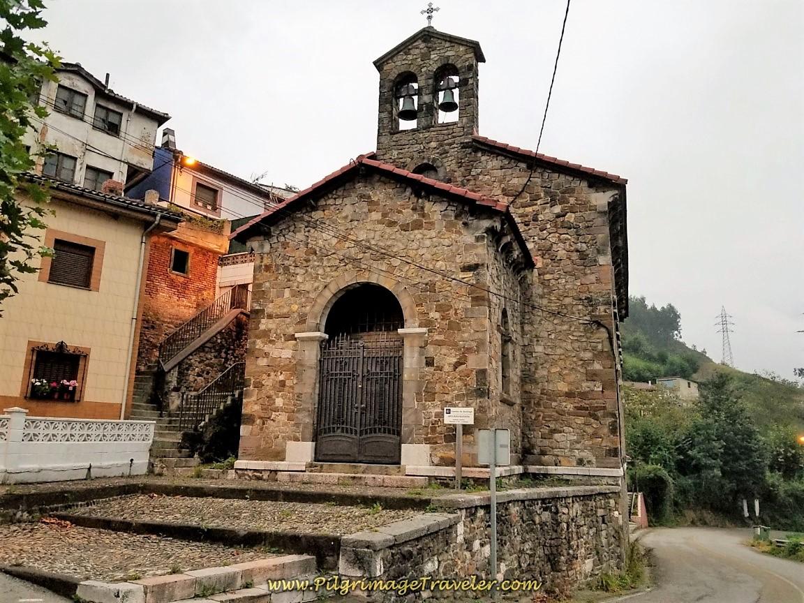 Iglesia de Santa Maria Magdalena de la Rebollada