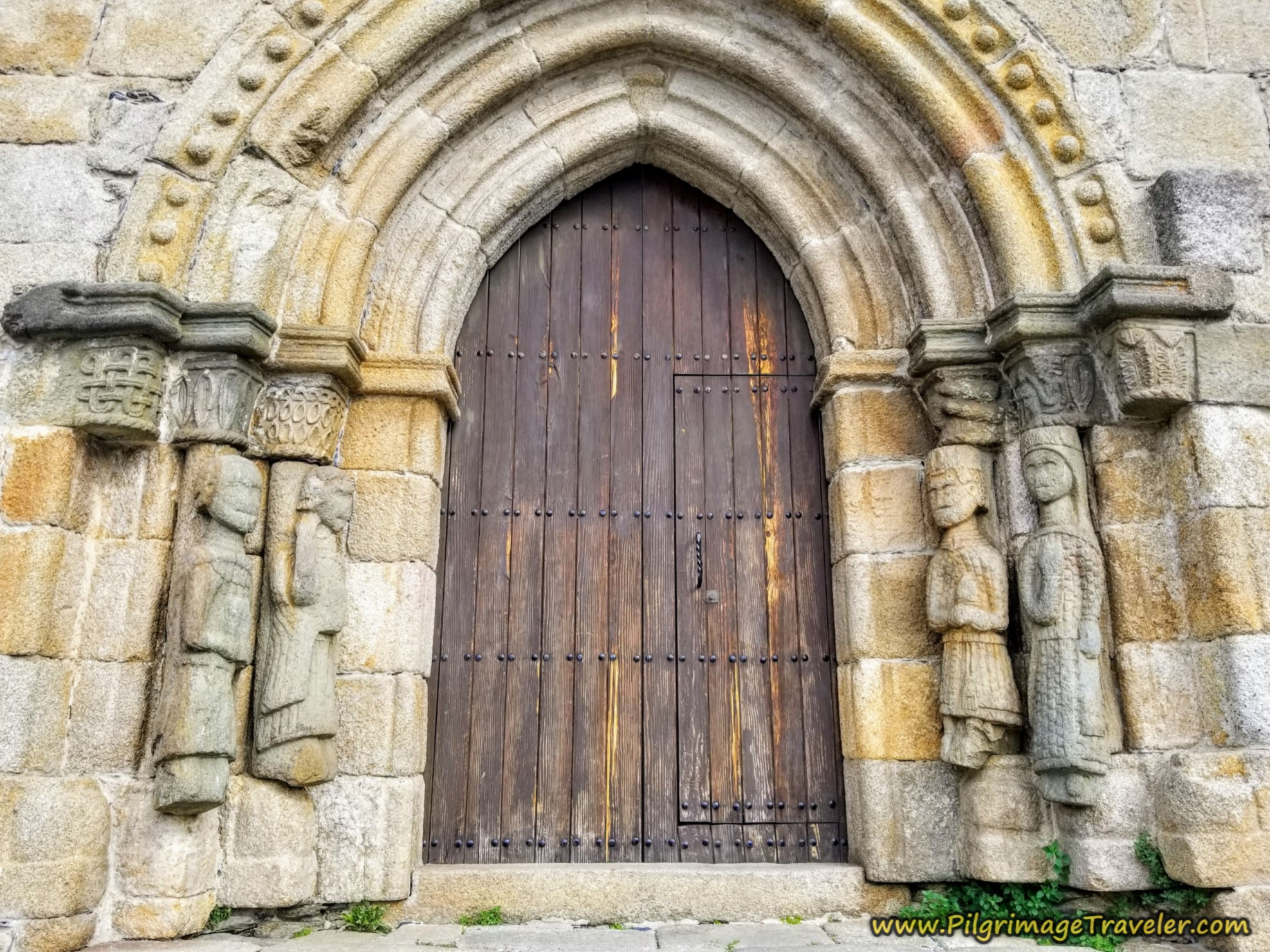 Iglesia de Santa María del Azogue Doorway