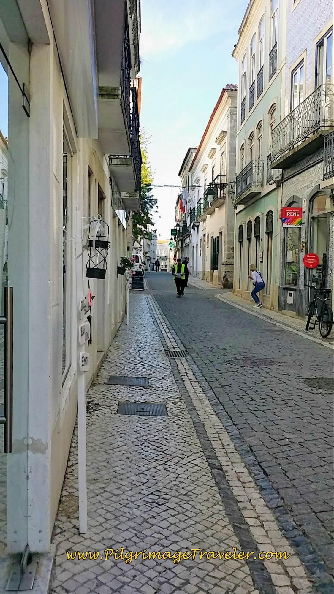 Rua Capelo E. Ivens, Santarém, Portugal