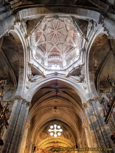 Gothic Vaulting and Central Dome
