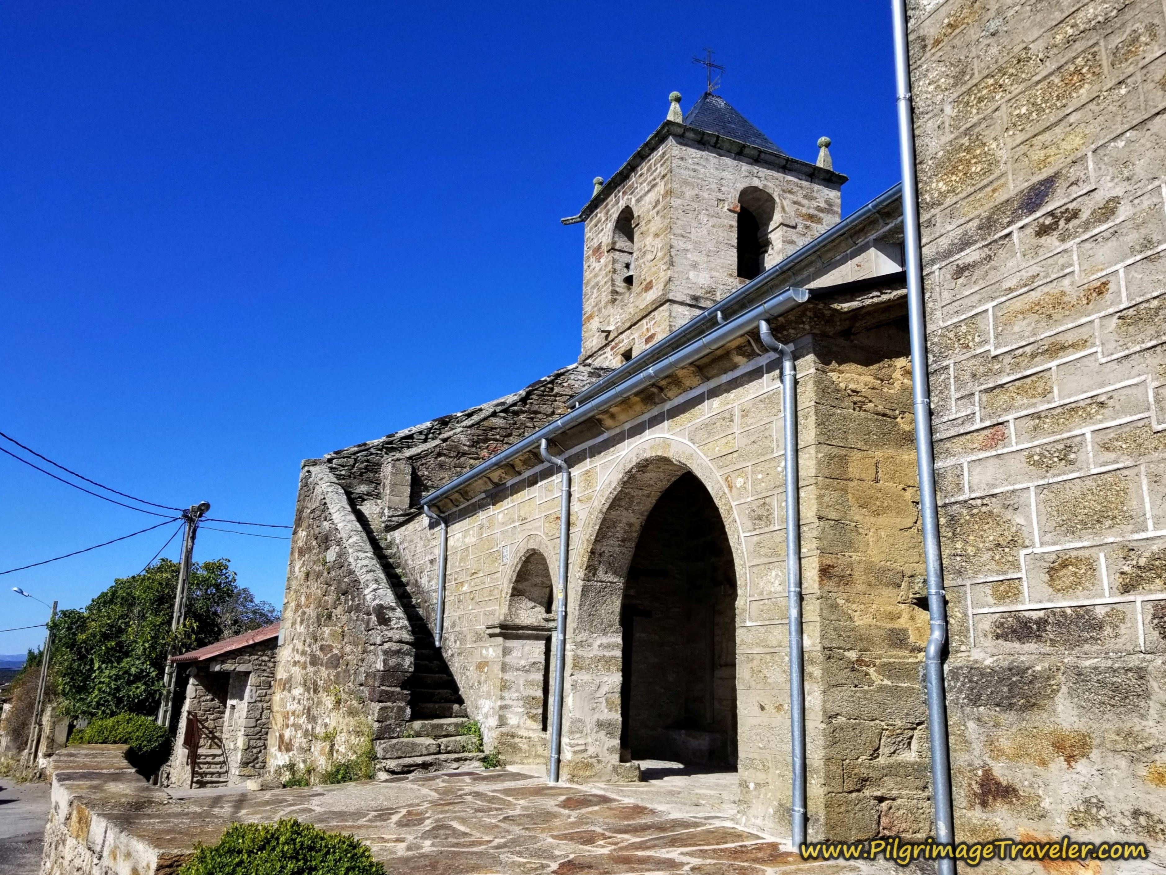 Iglesia Parroquial de San Salvador de Palazuelo